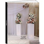 YISROEL and RIVKY Wedding album - 9x12 Deluxe Photo Book (20 pages)