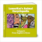 H-animals - 6x6 Photo Book (20 pages)