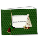Christmas_Cheer_9x7D - 9x7 Deluxe Photo Book (20 pages)