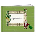 Christmas_Joy_9x7 - 9x7 Photo Book (20 pages)