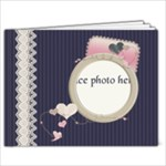 Vintage_Romance_9x7 - 9x7 Photo Book (20 pages)