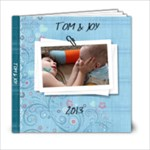 TOM  - 6x6 Photo Book (20 pages)