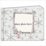 Silvery_Christmas_11x8.5 - 11 x 8.5 Photo Book(20 pages)