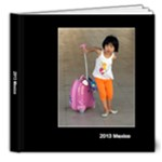2013 Mexico - 8x8 Deluxe Photo Book (20 pages)