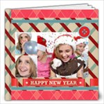 new year - 12x12 Photo Book (20 pages)