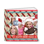 new year - 4x4 Deluxe Photo Book (20 pages)