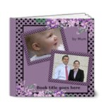 My lilac Picture Deluxe book 6x6  (32 pages) - 6x6 Deluxe Photo Book (20 pages)
