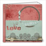 In Love - 8x8 Photo Book (20 pages)