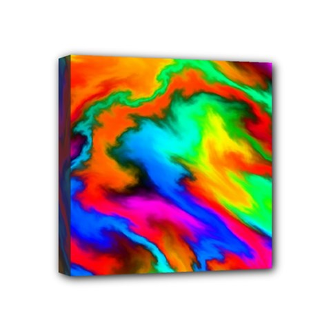 Crazy Effects  Mini Canvas 4  X 4  (framed) by ImpressiveMoments