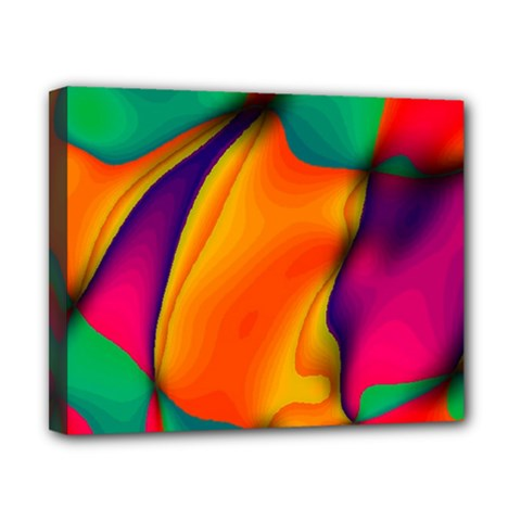 Crazy Effects  Canvas 10  X 8  (framed) by ImpressiveMoments