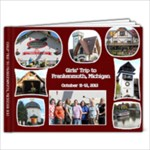 Frankenmuth - 9x7 Photo Book (20 pages)