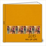 2013 review - 8x8 Photo Book (60 pages)