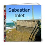 SebastianInlet - 6x6 Photo Book (20 pages)