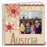 Austria - 12x12 Photo Book (20 pages)
