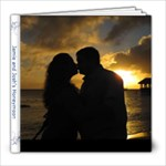 honeymoon J - 8x8 Photo Book (20 pages)