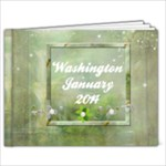 Washington January 2014 - 7x5 Photo Book (20 pages)