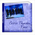 CT Fan Book - 8x8 Photo Book (20 pages)