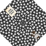 Pawprint Umbrella - Folding Umbrella