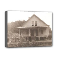 mcdaniel home 2 - Deluxe Canvas 16  x 12  (Stretched)