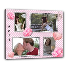 Romance Canvas stretched (20 x 16) - Canvas 20  x 16  (Stretched)