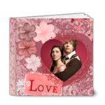 love - 6x6 Deluxe Photo Book (20 pages)