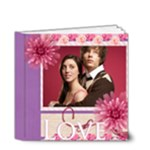 love - 4x4 Deluxe Photo Book (20 pages)