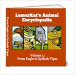 E-animals - 6x6 Photo Book (20 pages)