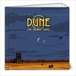 Fremen s Dune Board Game Rules - 8x8 Photo Book (20 pages)