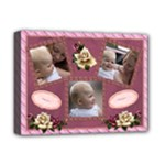 My Little Rose Deluxe Canvas 16x12 (stretched) - Deluxe Canvas 16  x 12  (Stretched)