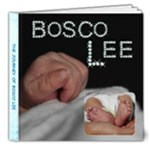 BOSCO 1 - 8x8 Deluxe Photo Book (20 pages)