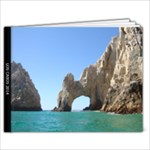 LOS CABOS #2 - 9x7 Photo Book (20 pages)