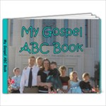 ABC Quiet Book - 7x5 Photo Book (20 pages)