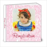 Romy - 6x6 Photo Book (20 pages)