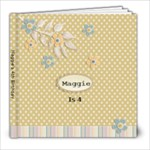 Maggie - 8x8 Photo Book (20 pages)