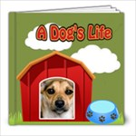 dog - 8x8 Photo Book (20 pages)