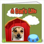 dog - 12x12 Photo Book (20 pages)