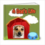 dog - 6x6 Photo Book (20 pages)