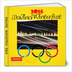 Winterfest 2014 - 8x8 Photo Book (20 pages)