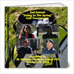 SMCS 2014 Golf Tournament - 8x8 Photo Book (20 pages)