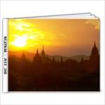 burma buena - 7x5 Photo Book (20 pages)