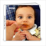 Hillel Eats - 6x6 Photo Book (20 pages)