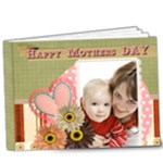 mothers day - 9x7 Deluxe Photo Book (20 pages)