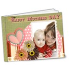 mothers day - 7x5 Deluxe Photo Book (20 pages)