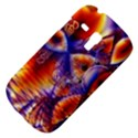 Winter Crystal Palace, Abstract Cosmic Dream Samsung Galaxy S3 MINI I8190 Hardshell Case View4