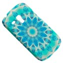 Blue Ice Goddess, Abstract Crystals Of Love Samsung Galaxy S3 MINI I8190 Hardshell Case View5