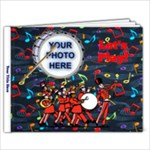 Marching Band 9x7 music album - 9x7 Photo Book (20 pages)