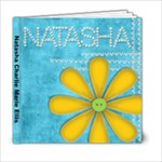Natasha - 6x6 Photo Book (20 pages)