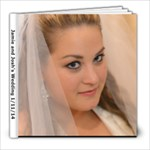 wedding new - 8x8 Photo Book (20 pages)
