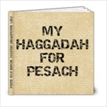 haggadah - 6x6 Photo Book (20 pages)