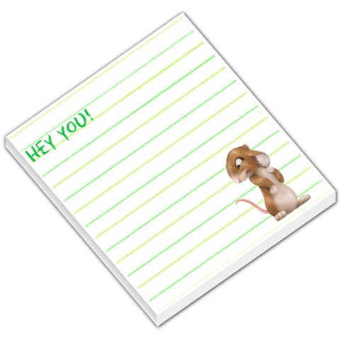 Hey You! By J M  Raymond   Small Memo Pads   Gs4lhjqrxl4o   Www Artscow Com